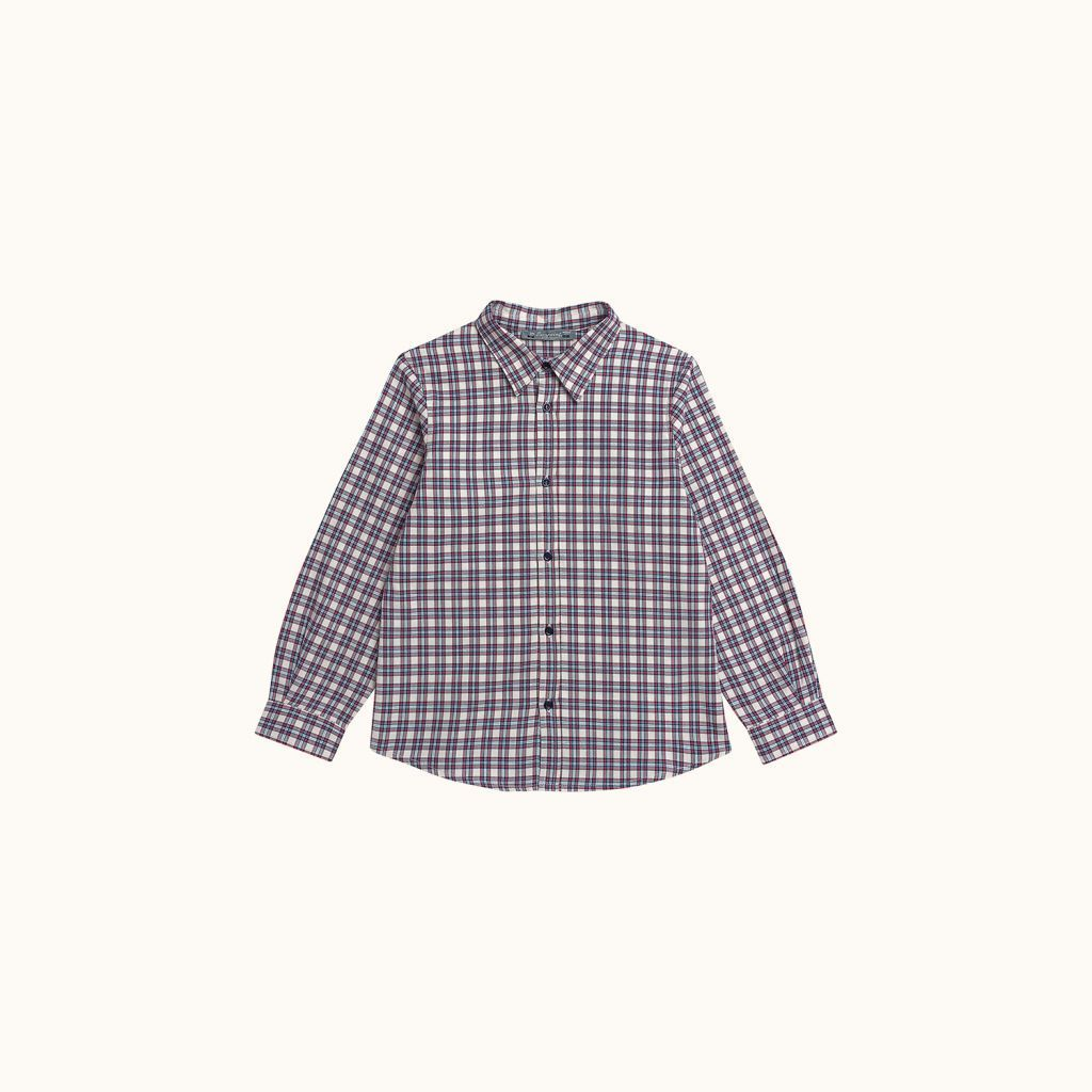 Agile children's shirt Ecru