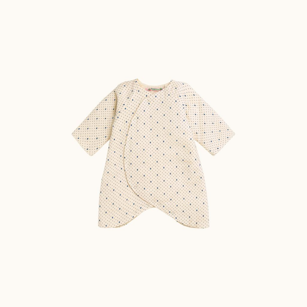 Alouette babies' playsuit Blue