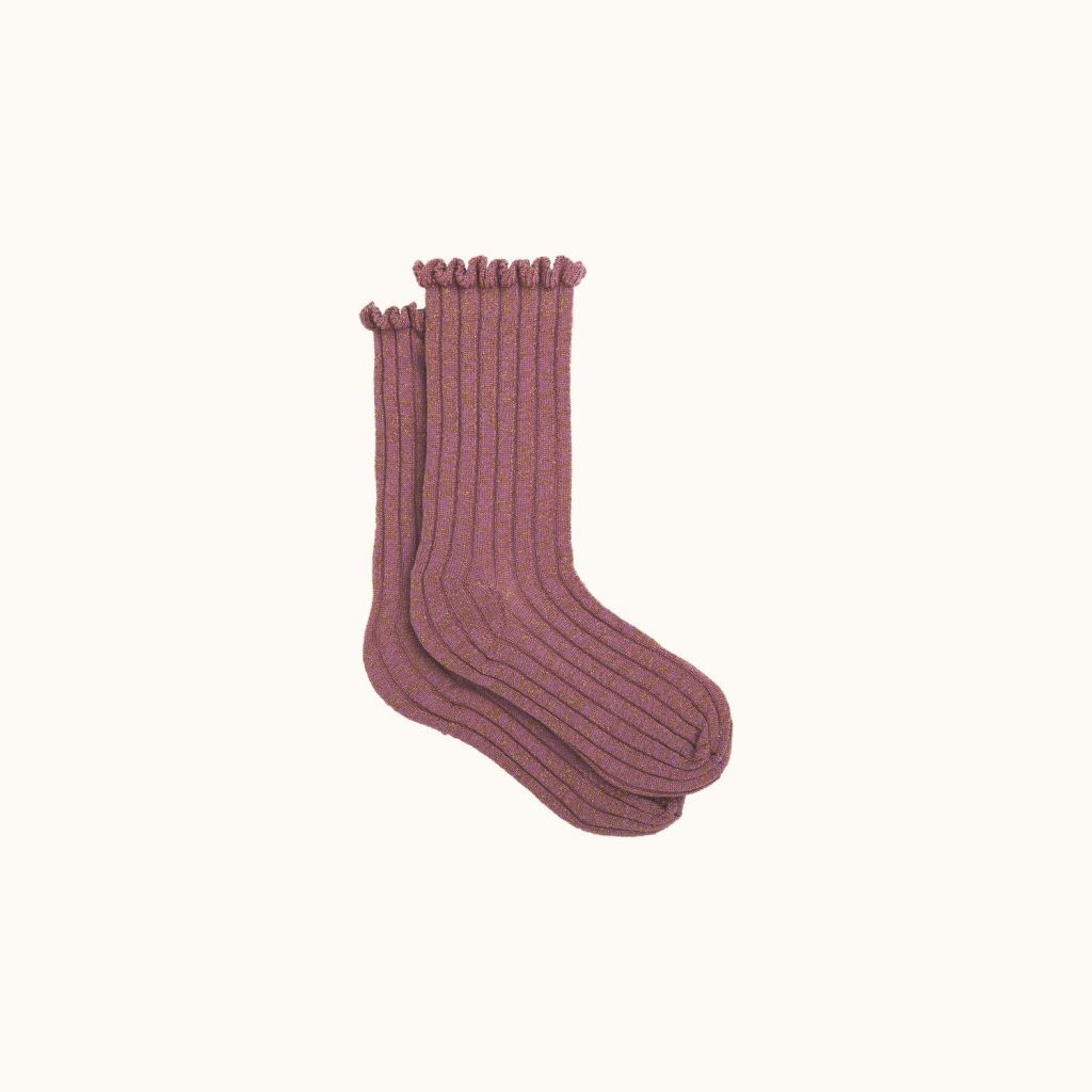 Socks Light mauve