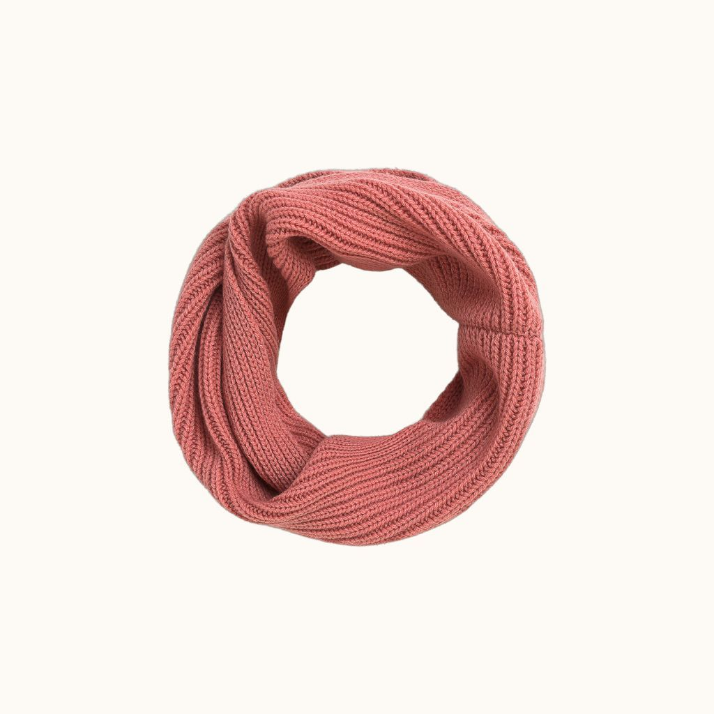 Snood medium pink