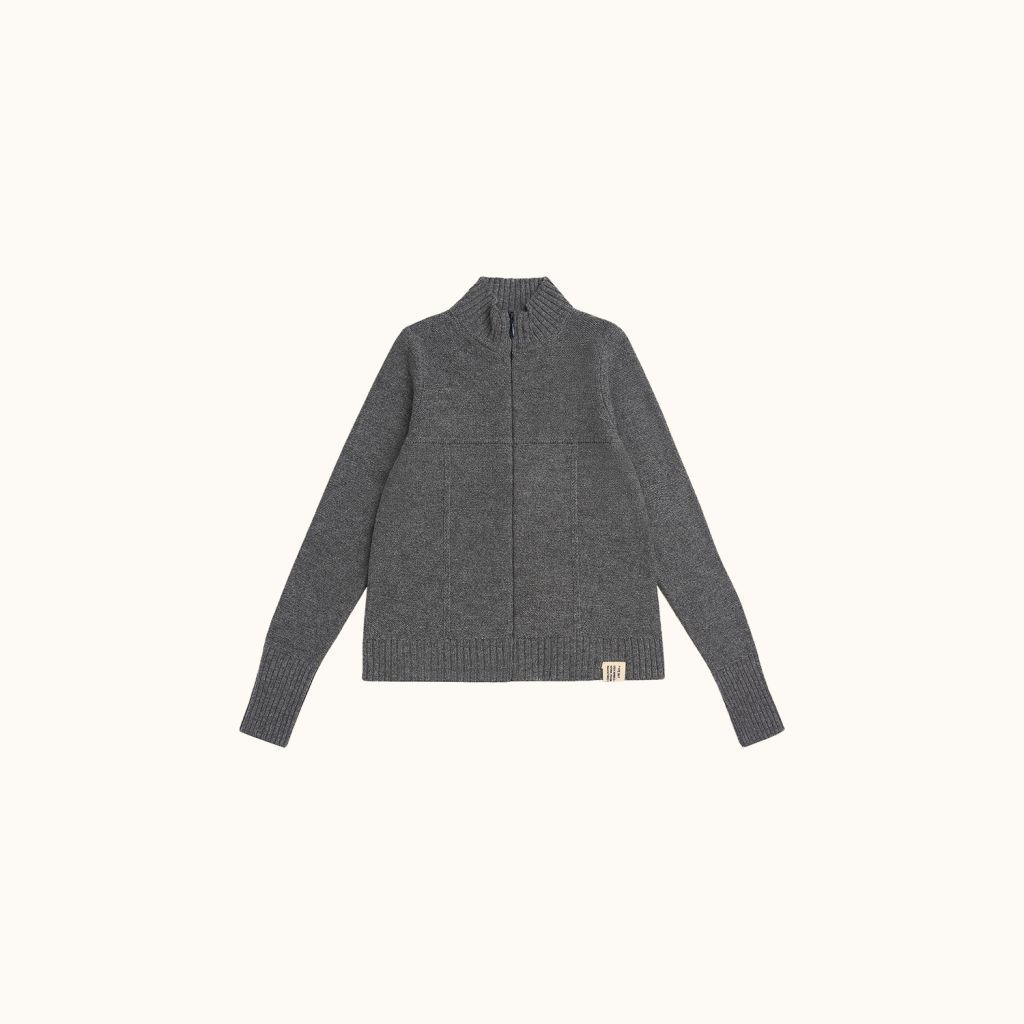 Cardigan Dark gray