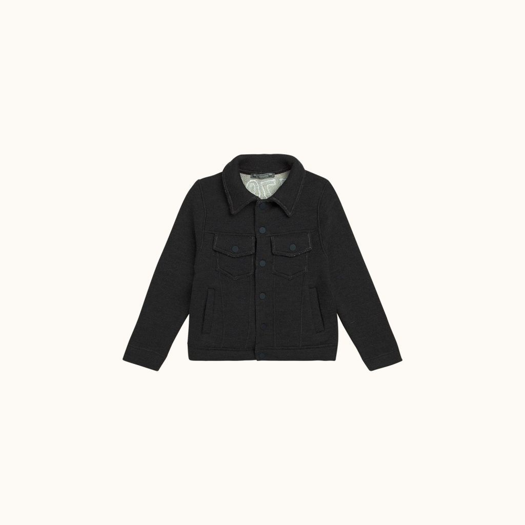Children's cardigan Black