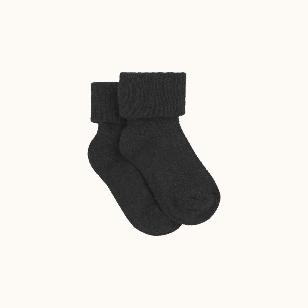Socks dark heathered gray