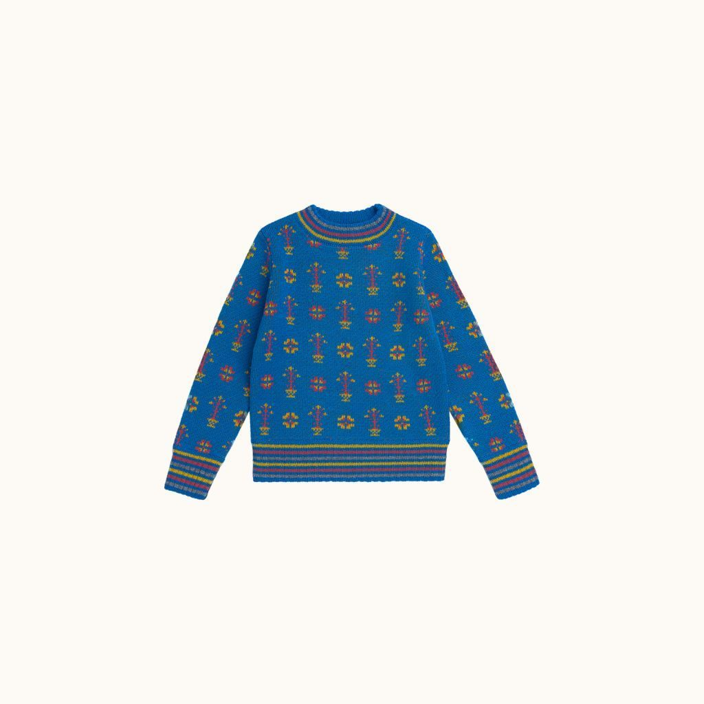 Sweater Northern blue
