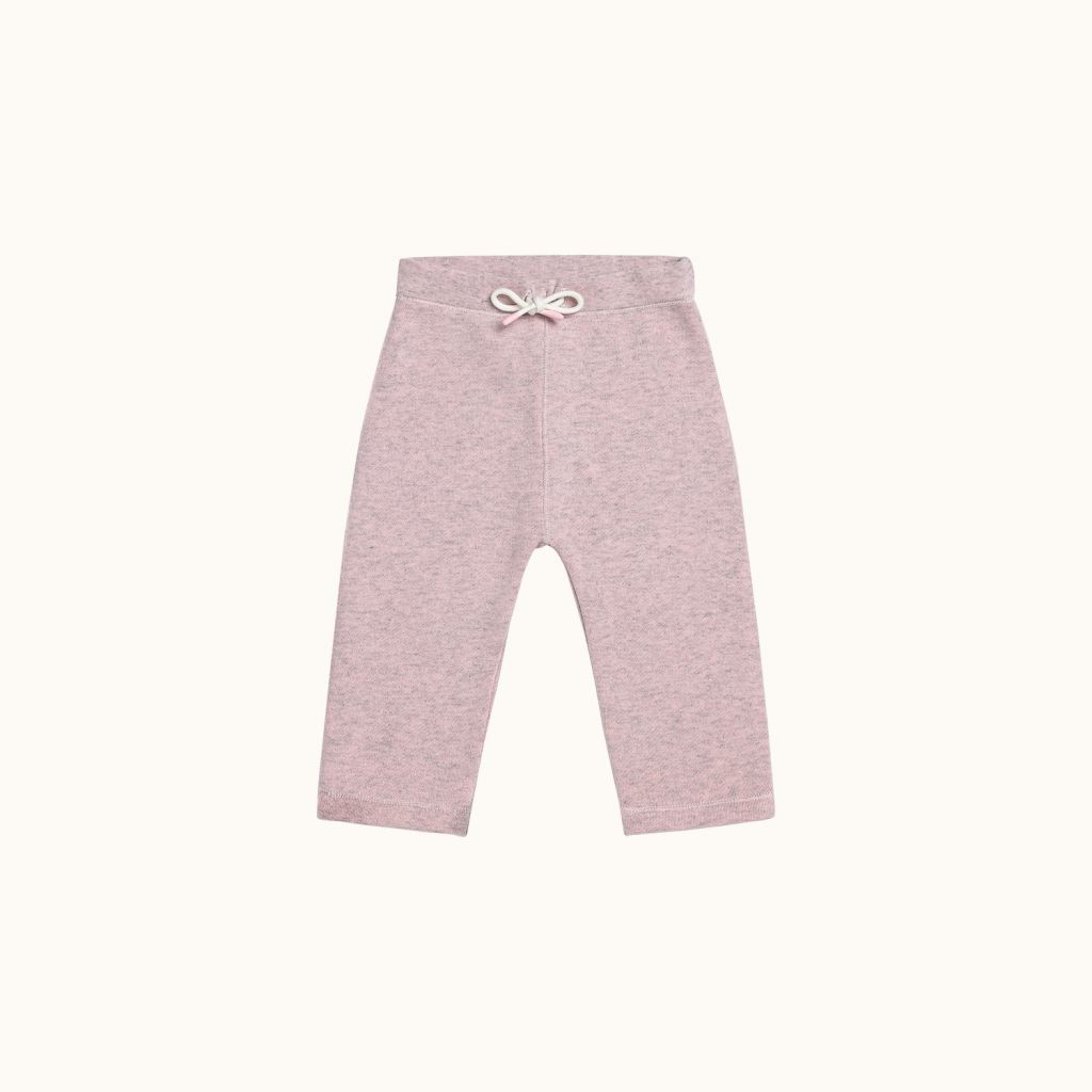 Babies' sweatpants Medium pink