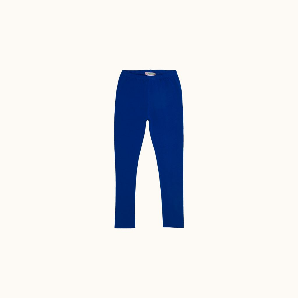 Legging bleu roy