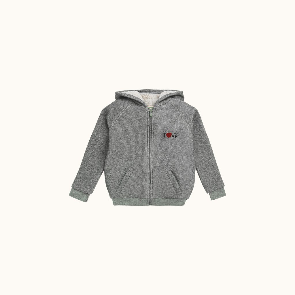 Children's sweatshirt Light heathered gray
