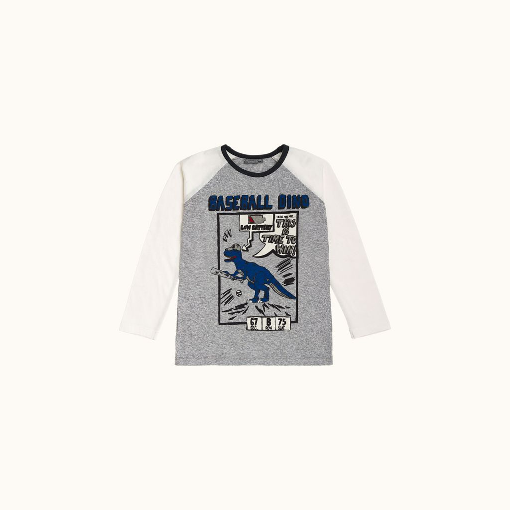 Children's T-shirt Light heathered gray