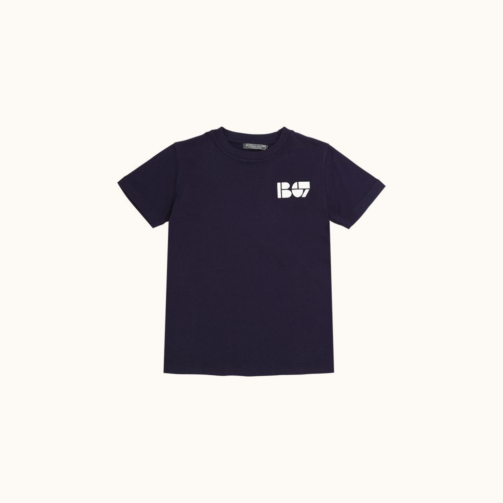 Children's T-shirt Navy