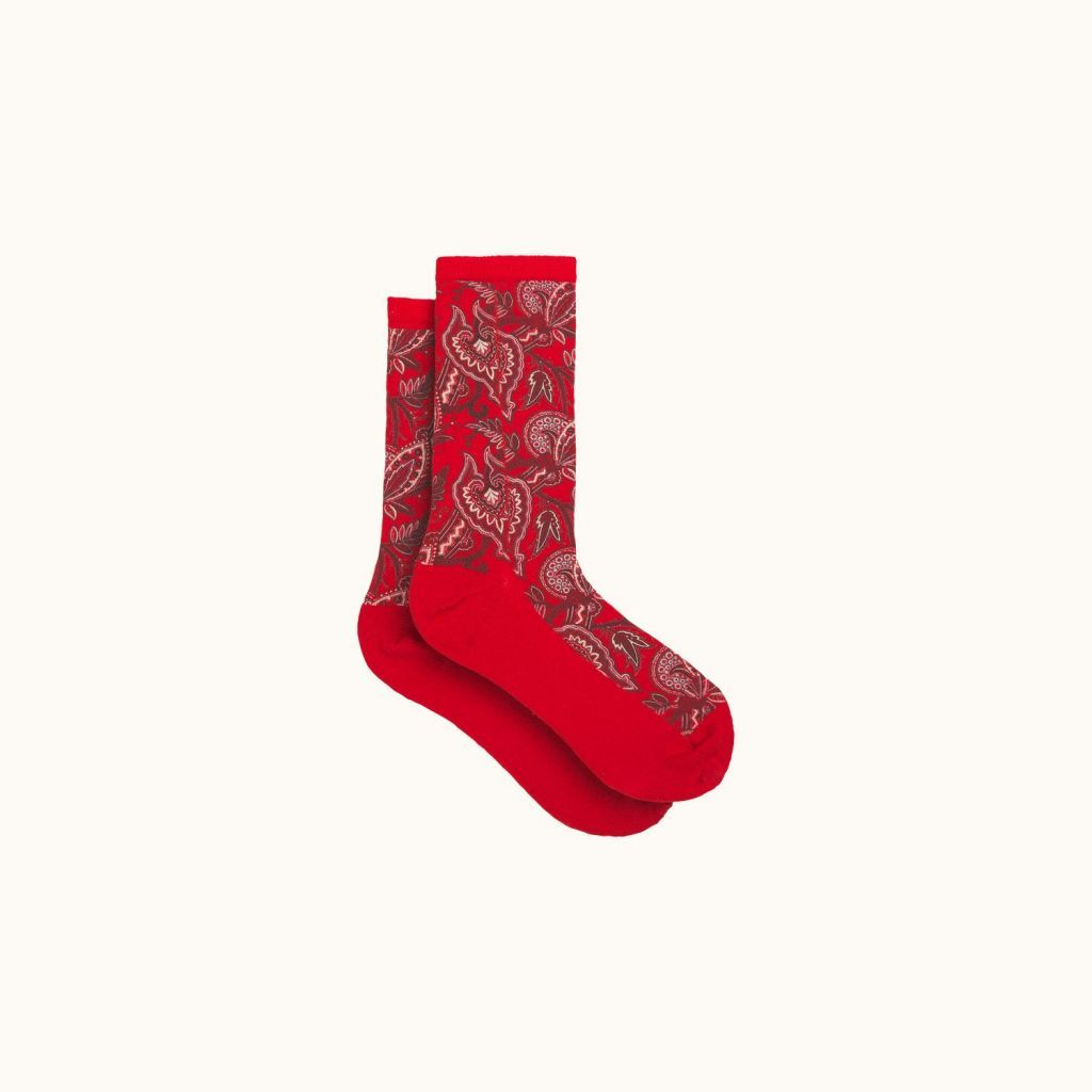 Socks Red