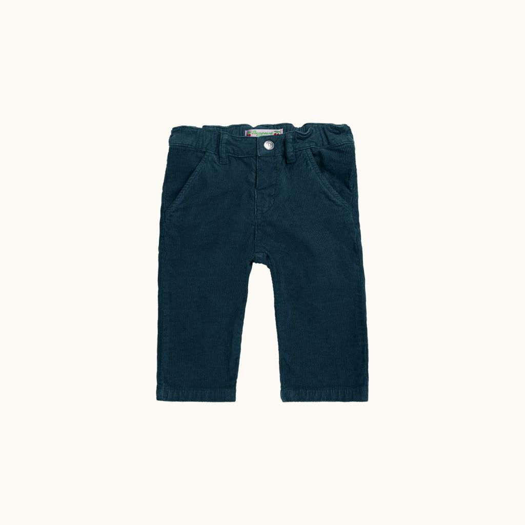 Babies' Cookie pants English green