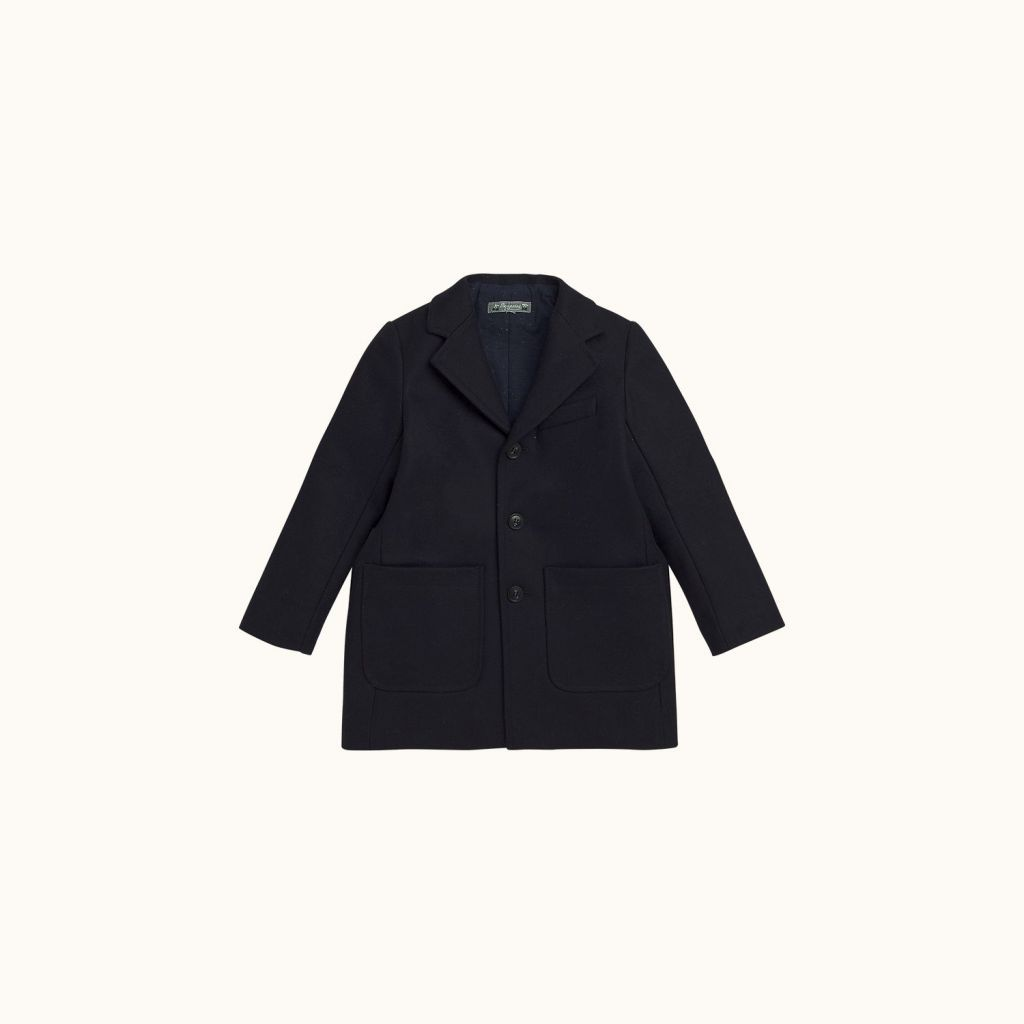 Dickens children's coat Navy