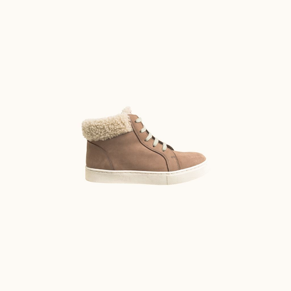 Oscar sneakers taupe