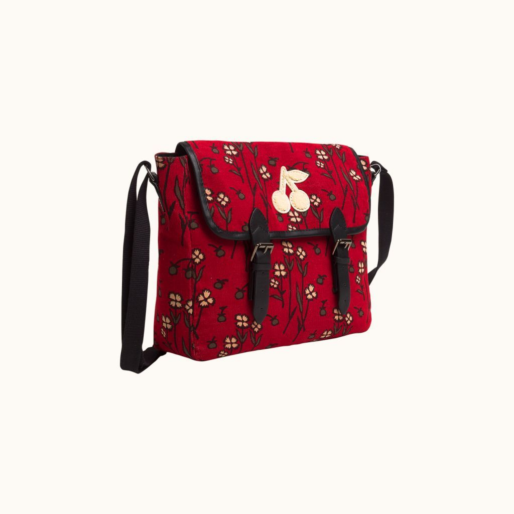 Children's messenger bag Red