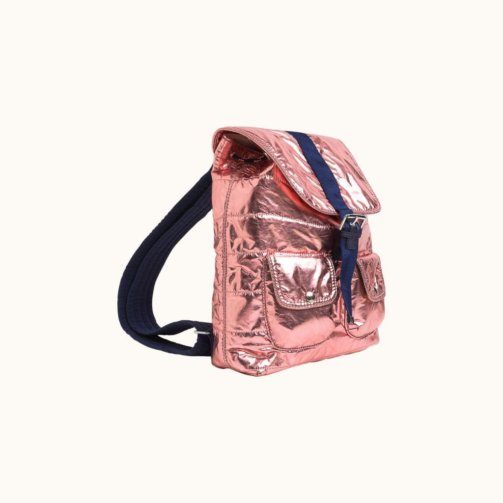 Shine backpack bubblegum pink