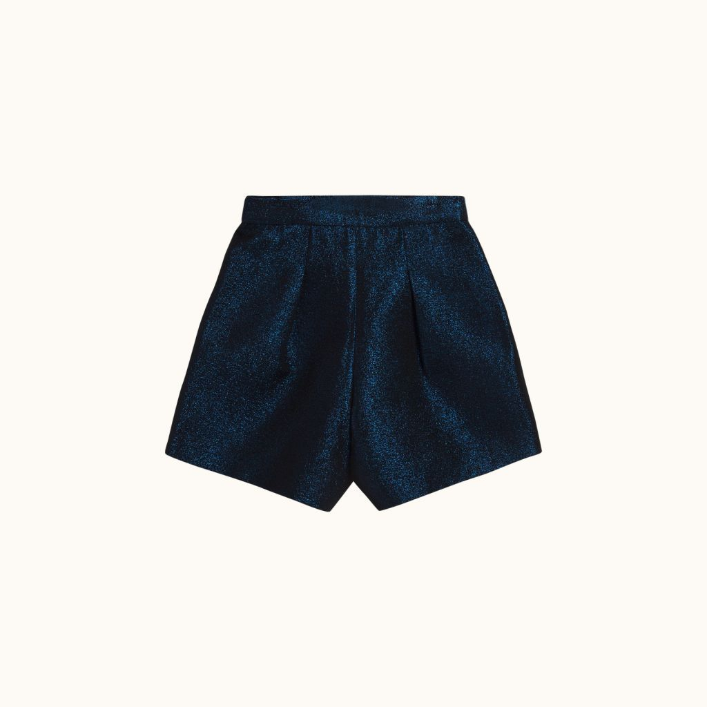 Flash shorts midnight blue
