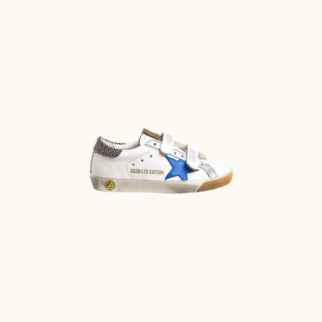 Golscrach shoes white
