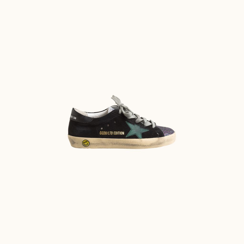 Golstar children's sneakers Black