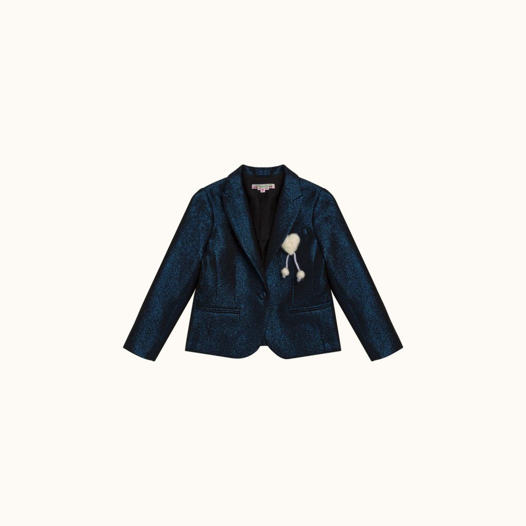 Joannie jacket midnight blue