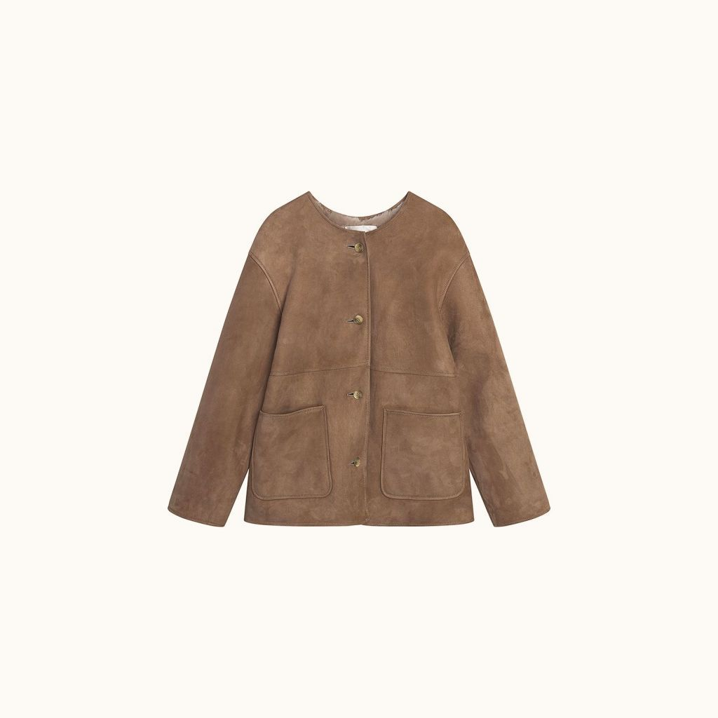 Mabel jacket Taupe