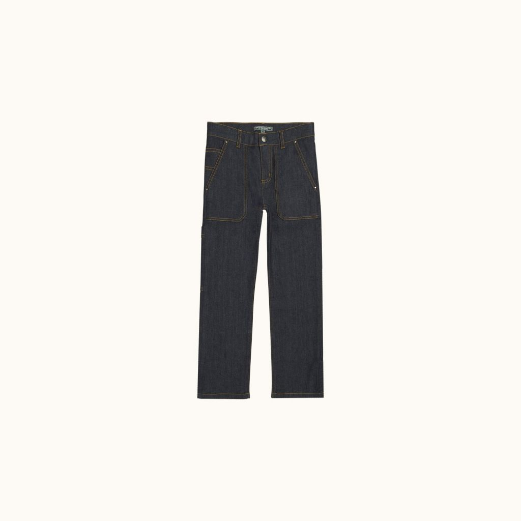 Malone pants dark denim