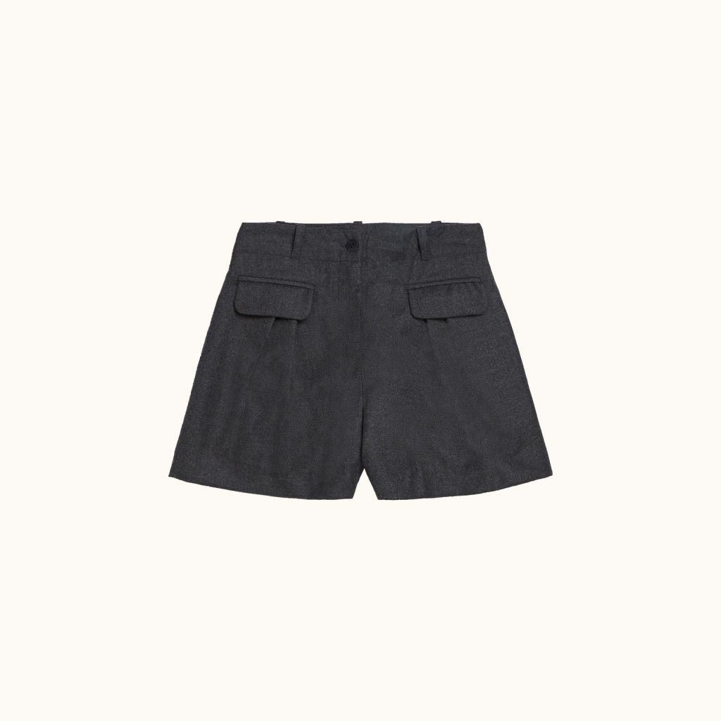 Marty shorts Heathered gray