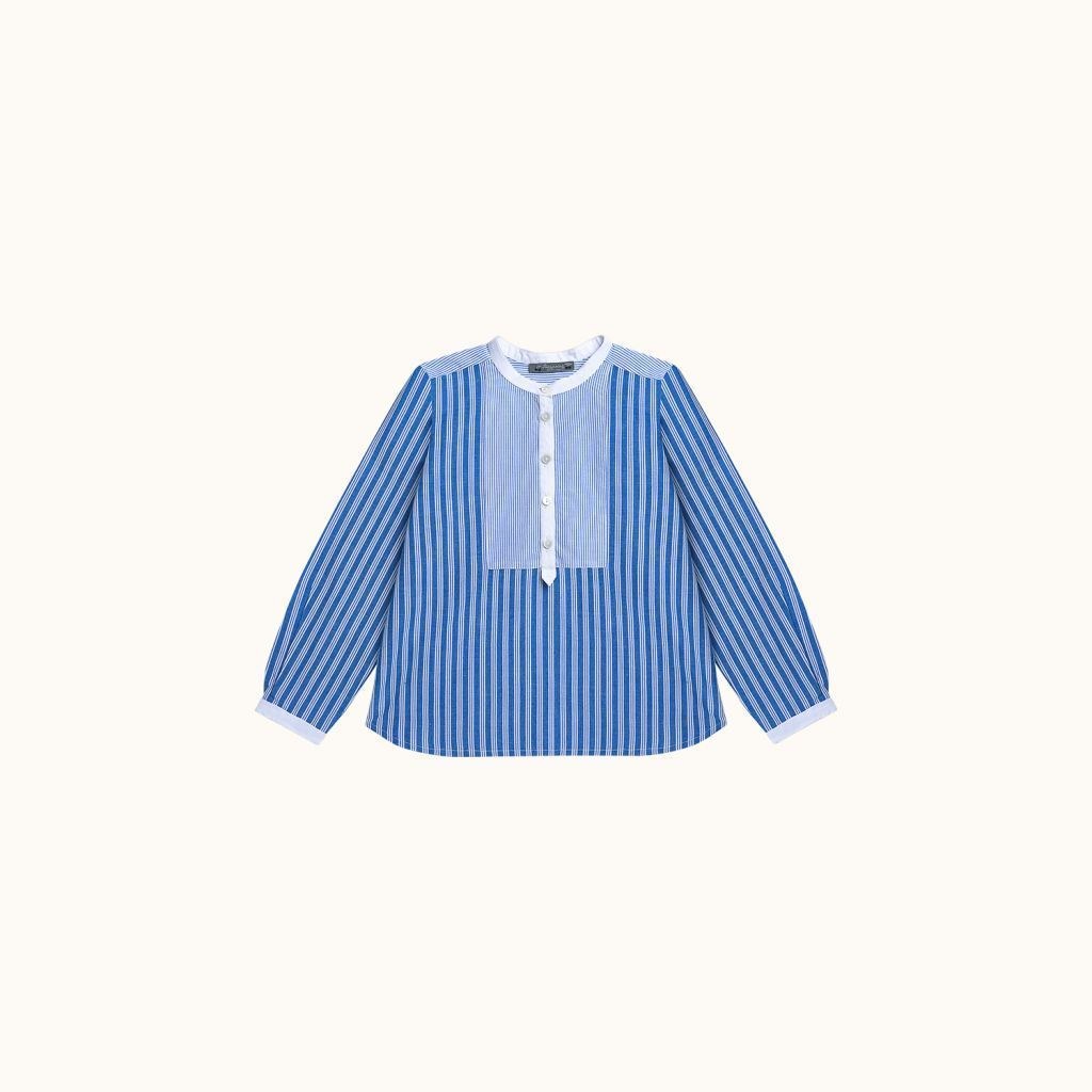 Maxime shirt Blue