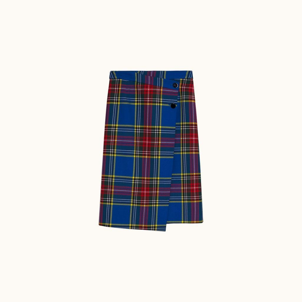 May skirt multicolored