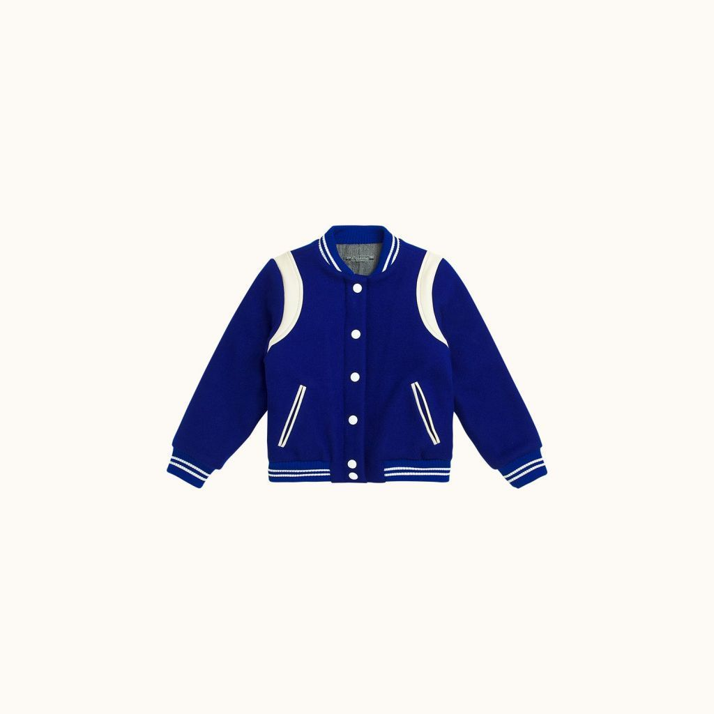 Medford jacket intense blue