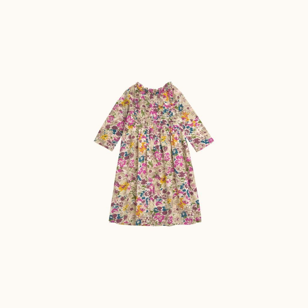 Girls' Musette dress Multicolor