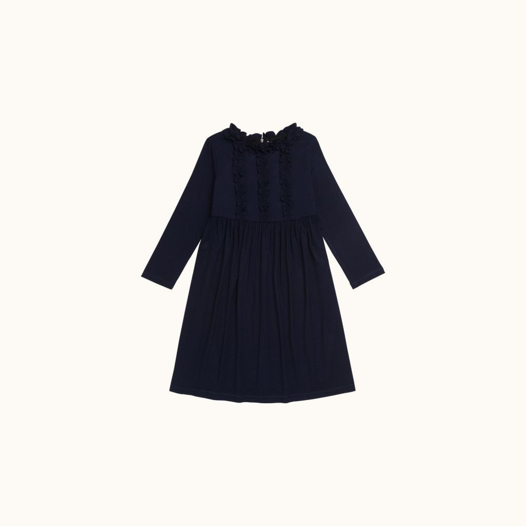 Muse dress navy