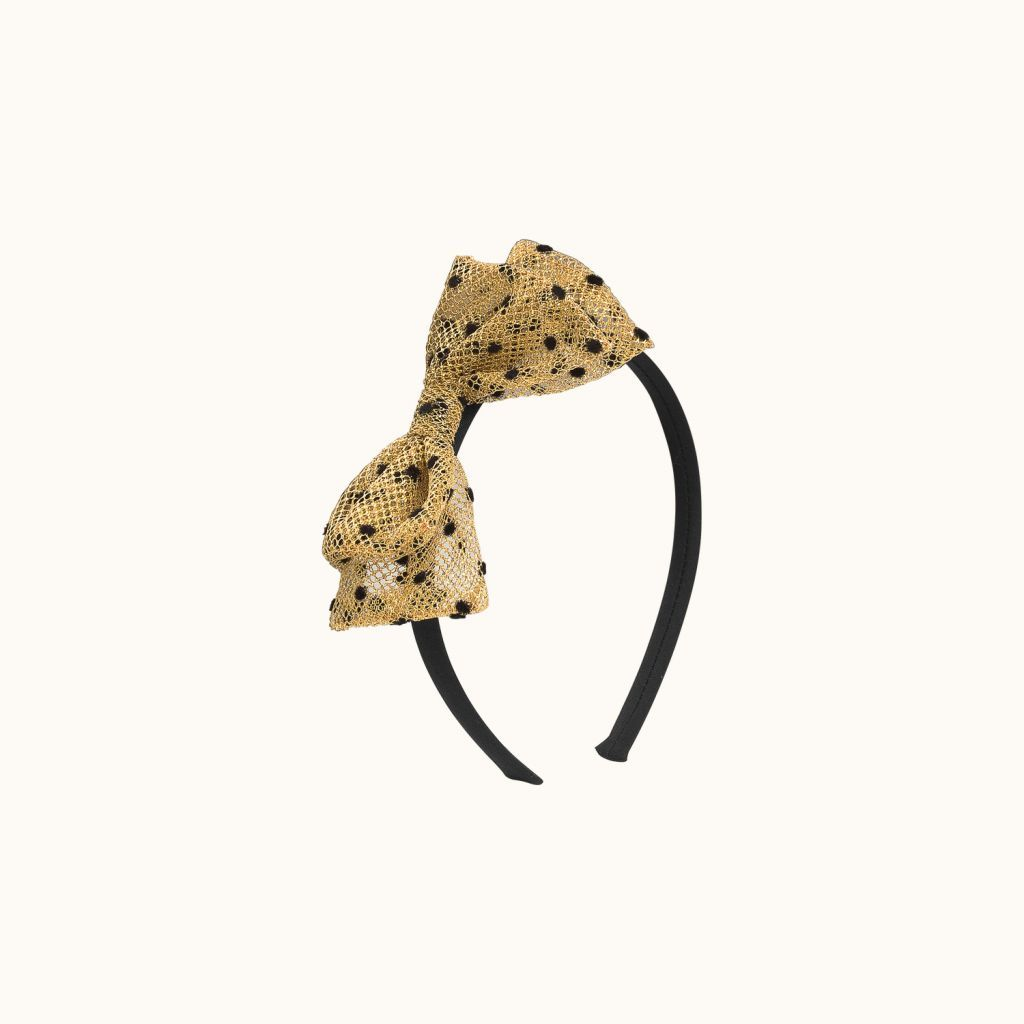 Party headband Gold