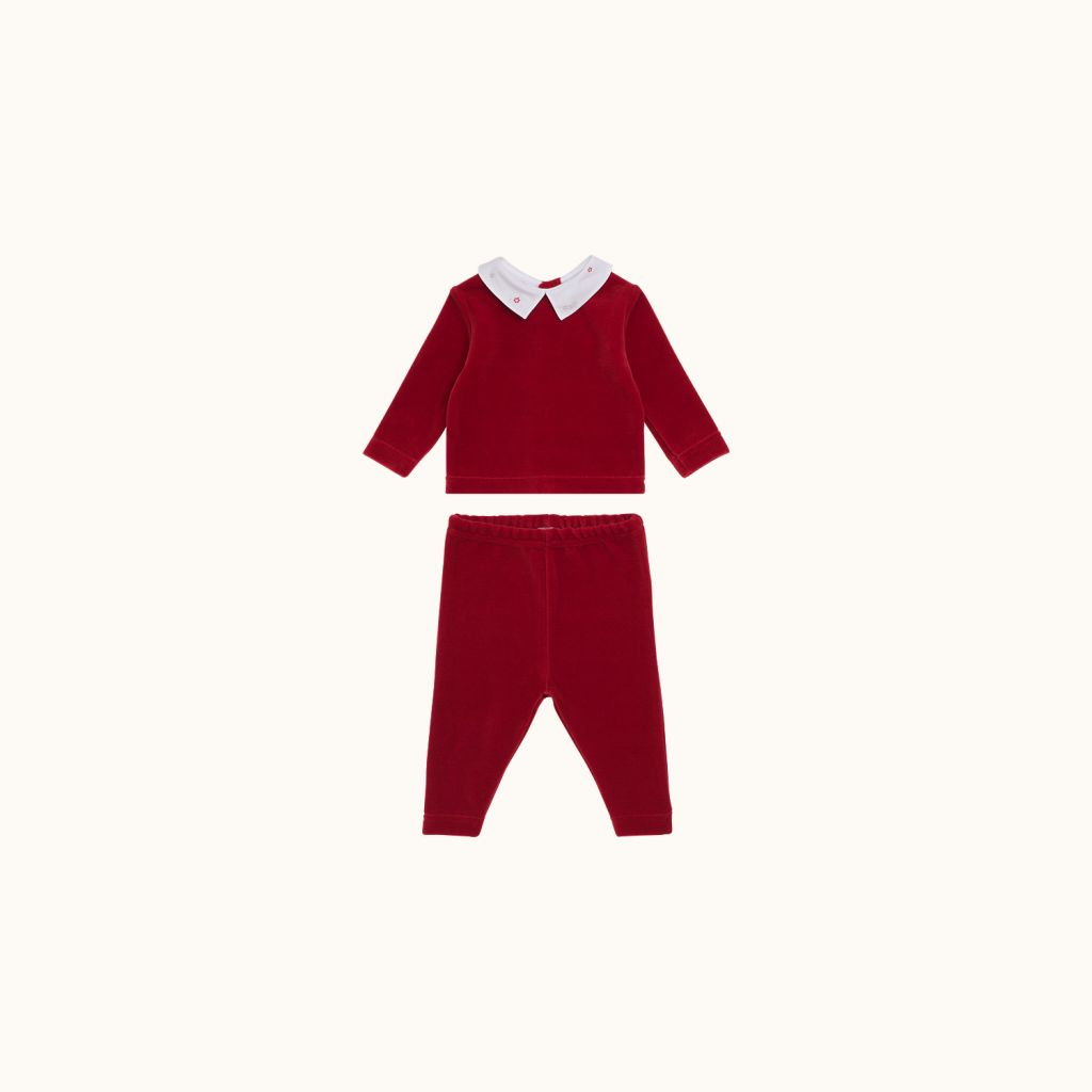 Pajamas red