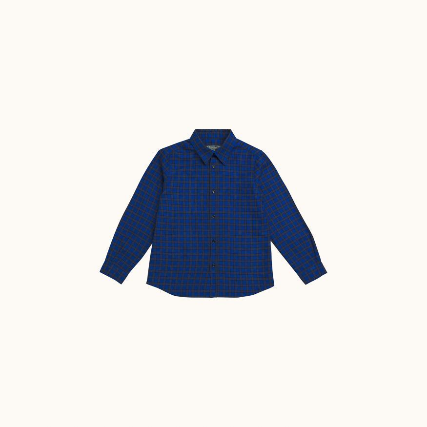 Acteur shirt Electric blue