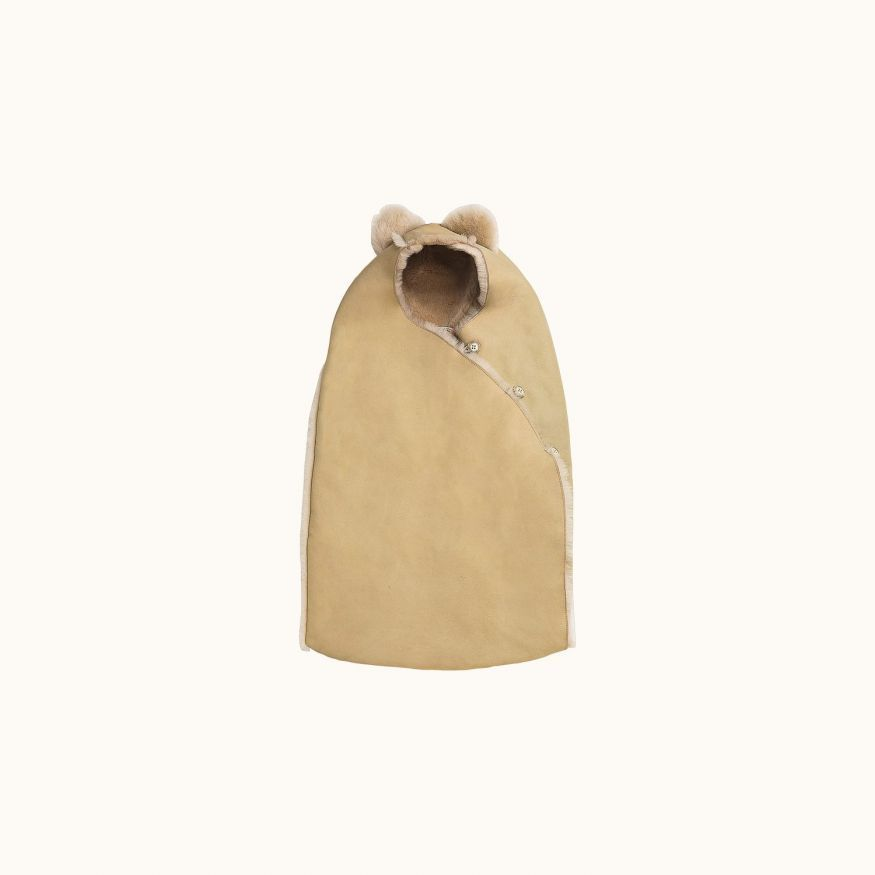 Balou babies' sleeping bag Ecru