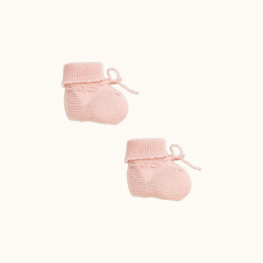 Babies' slippers pink