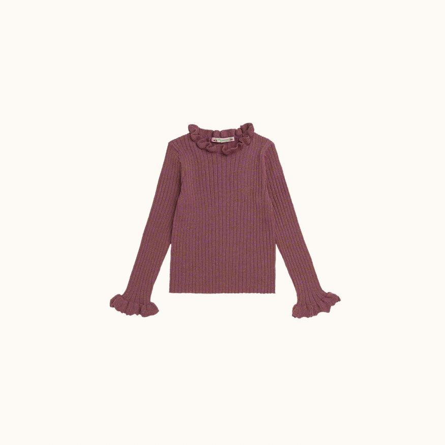 Sweater Pale mauve