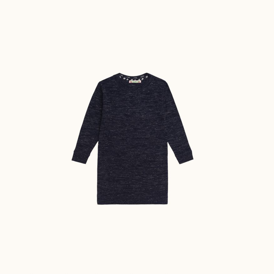 Tunic sweater Navy