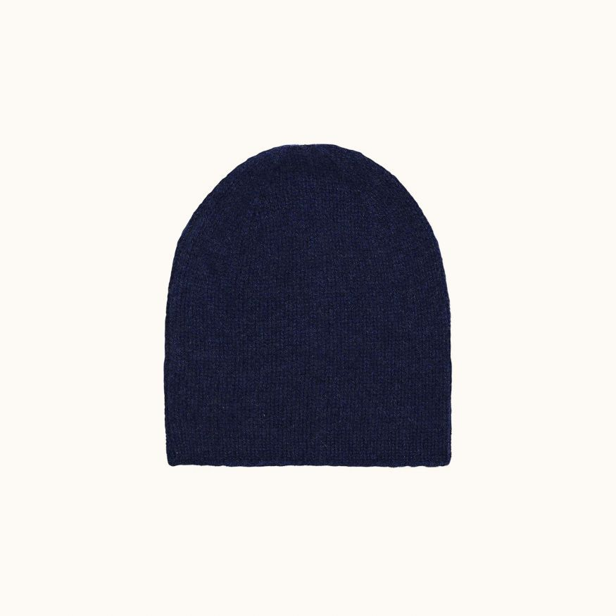 Children's hat Indigo