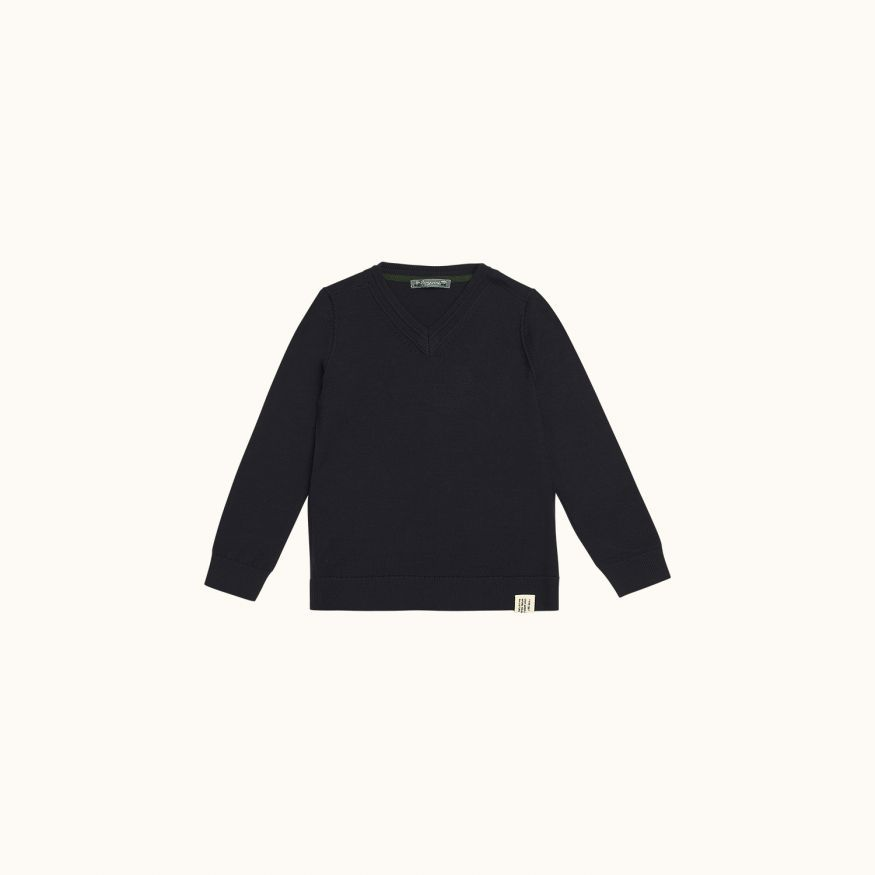 Pull Manches longues aubergine
