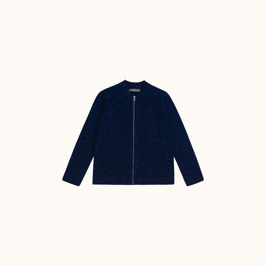 Children's cardigan Indigo
