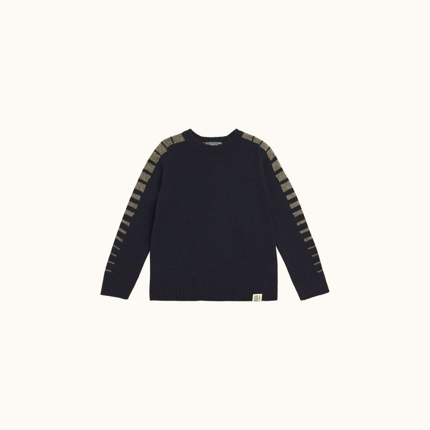 Children's sweater Navy
