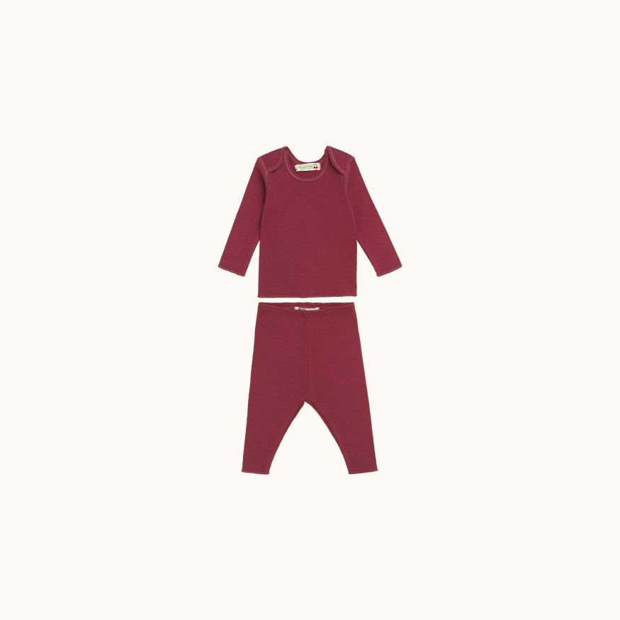 Two-piece babies' set fig