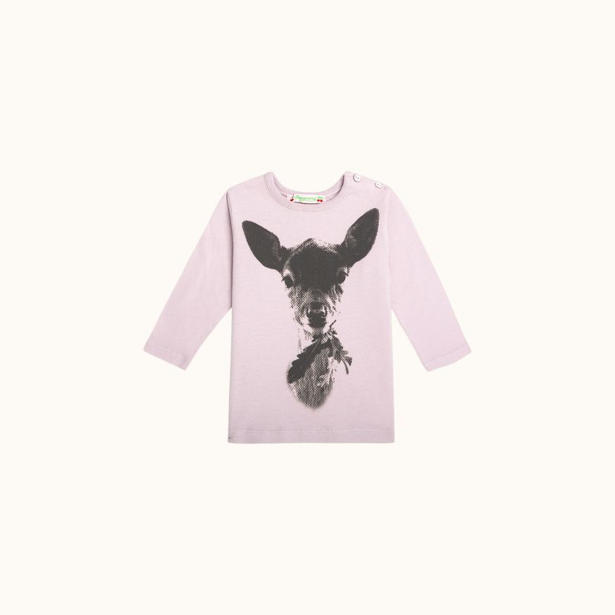 T-shirt Dove gray