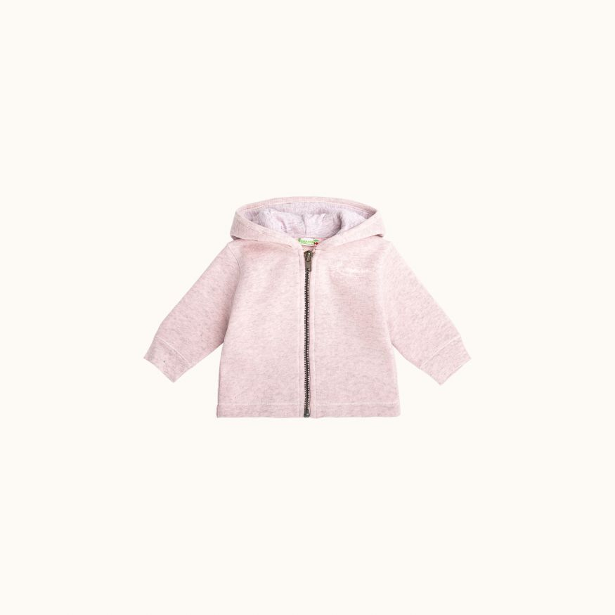 Babies' sweatshirt Medium pink