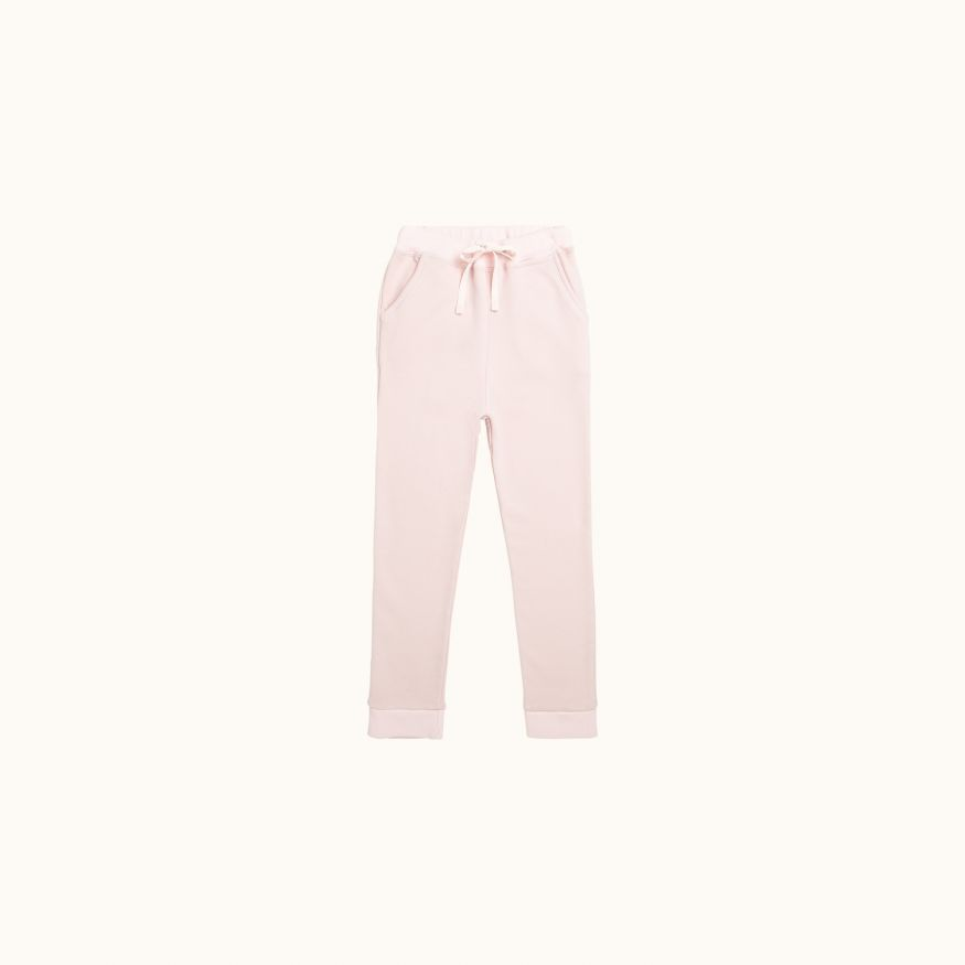 Jogging pants medium pink