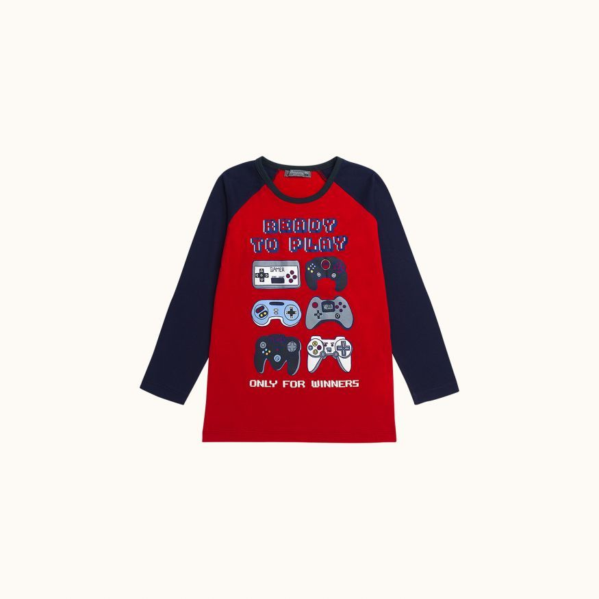 Children's T-shirt Red