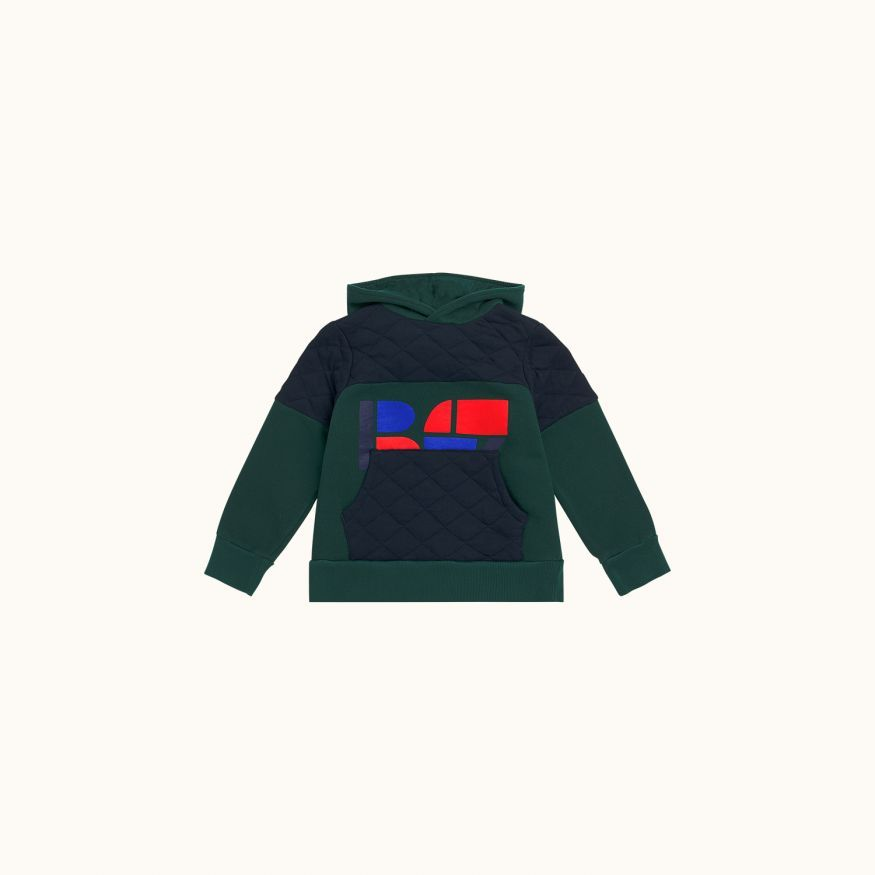 Sweatshirt Bottle green