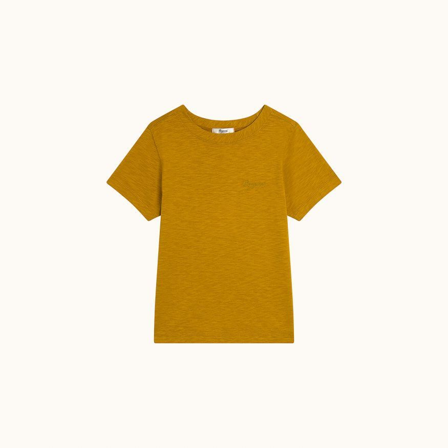 Short-sleeved t-shirt honey