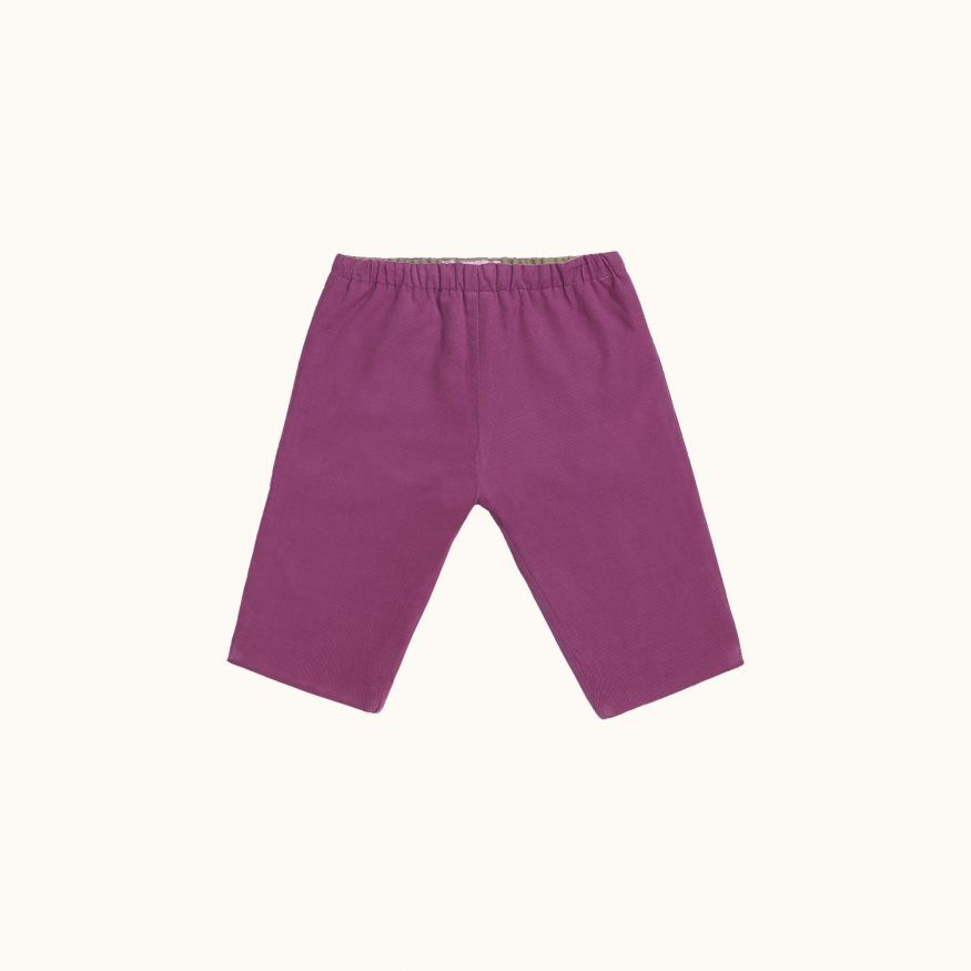 Dandy pants light mauve